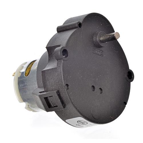 Motoriduttore presepe MCC a corrente continua 12V g/m 10 1