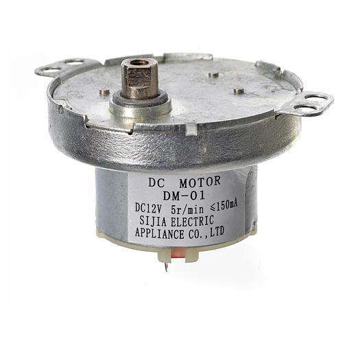 Motoriduttore presepe MCC5 12V 3