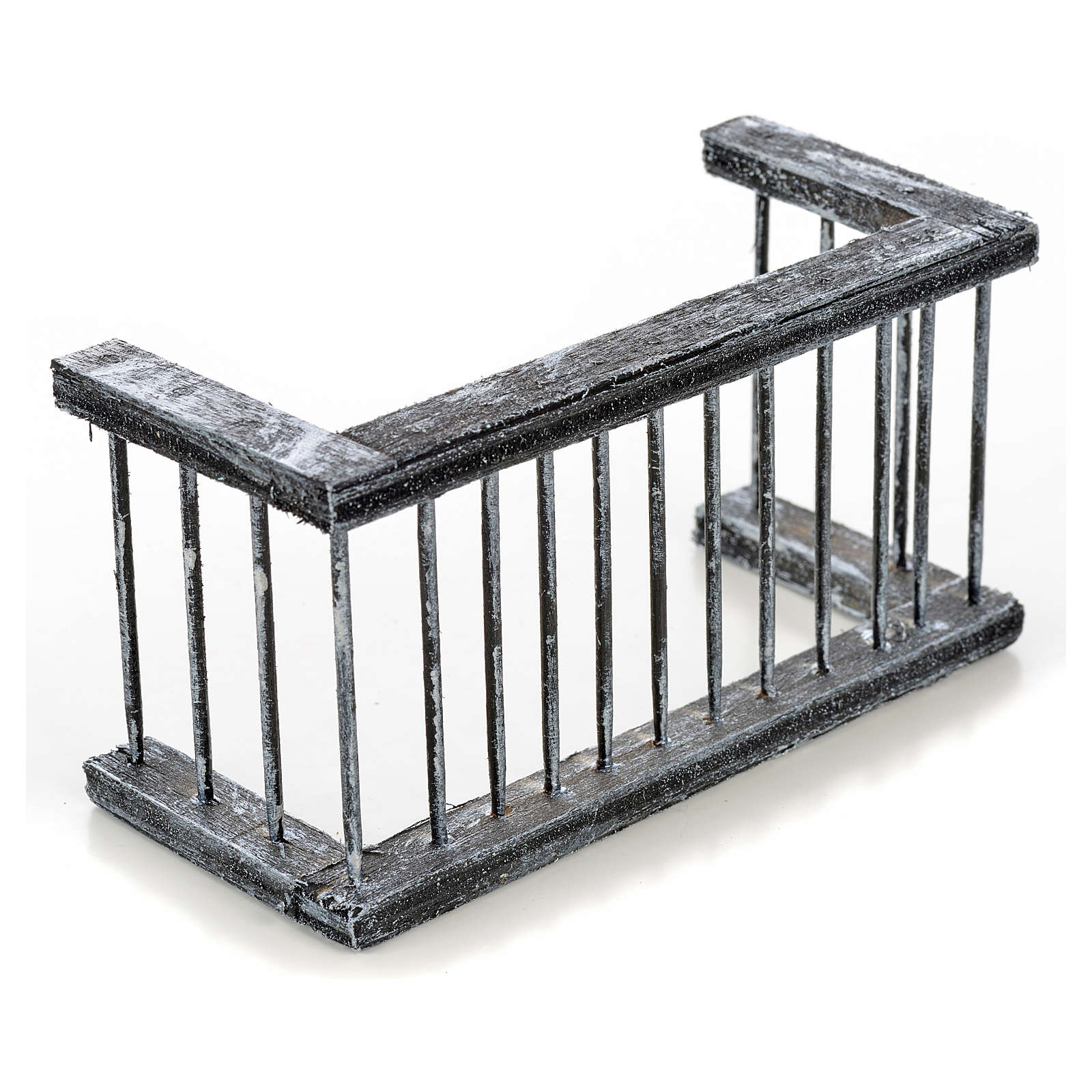 Ringhiera balcone presepe napoletano 11,5x5 h. 6 4