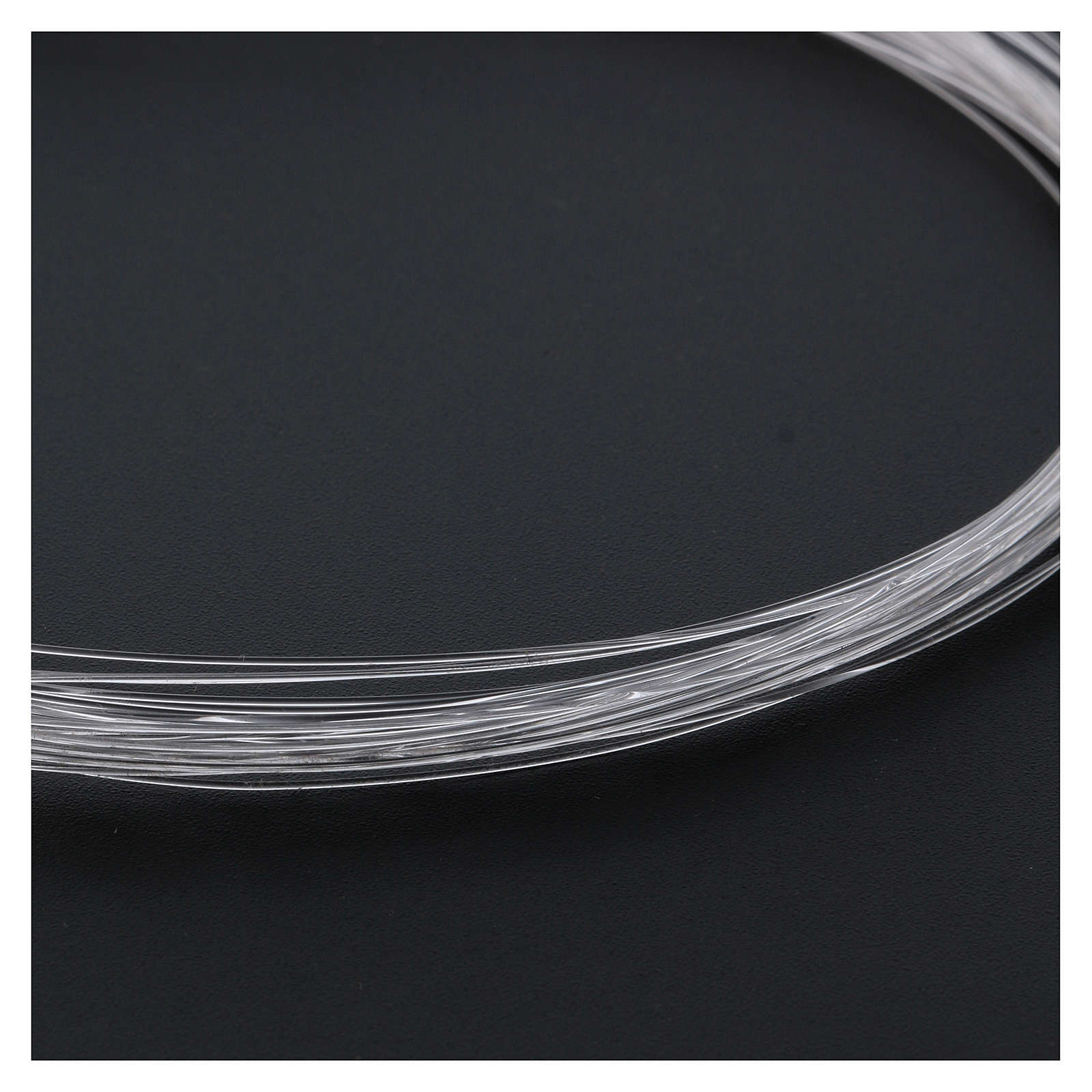 Bobine de fibre optique 10m pour crèche - diam. 0,50 mm 4