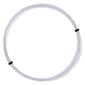 Bobina fibra ottica 10 mt per presepe - diam 0,50 mm s1