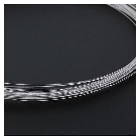 Bobbin of optical fibre for nativity scenes, 10mt; diam 0,50mm s2