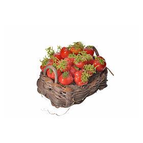 Cesto pomodori in cera 4,5x5,5x6 s2