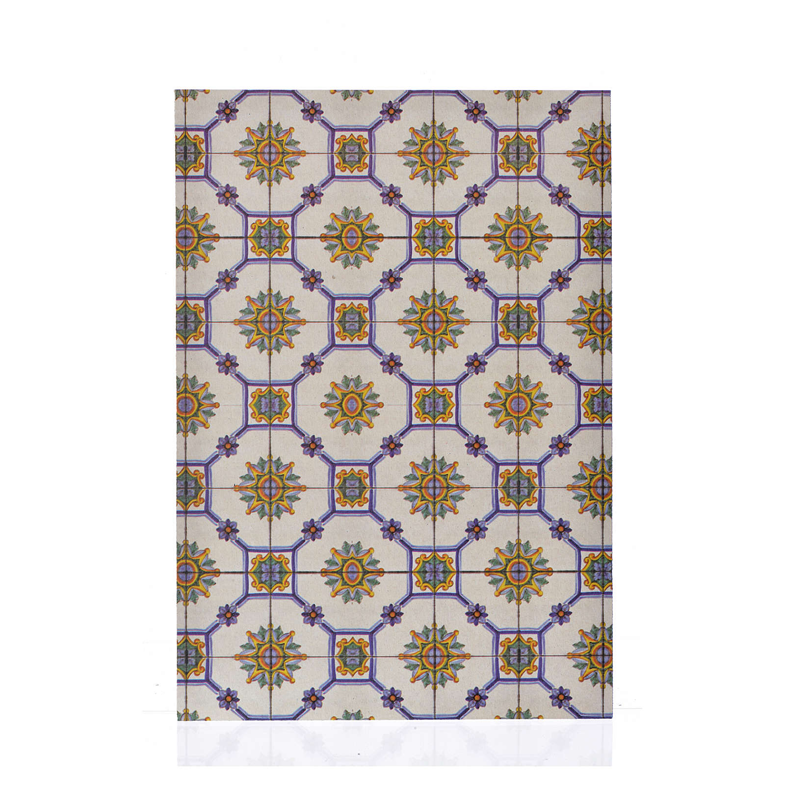 Cartão fino pavimentação vidro 24x16,5 cm 4