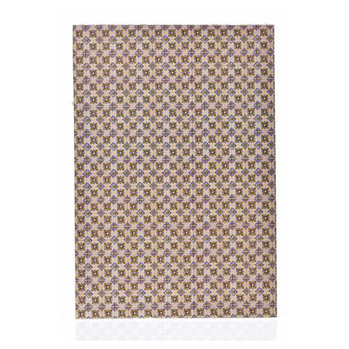 Cartoncino sottile pavimento fiori 24X16,5 cm 1