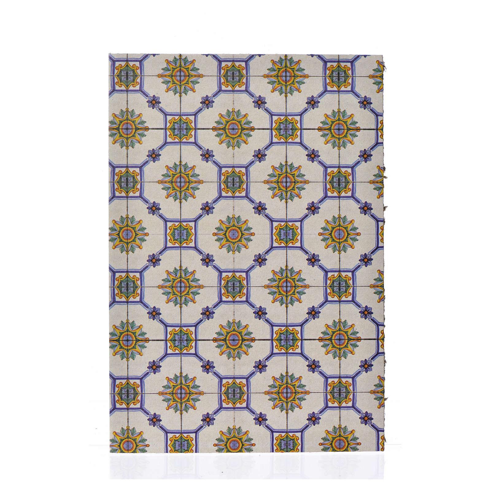 Cartoncino doppio pavimento 24X16,5 cm 4