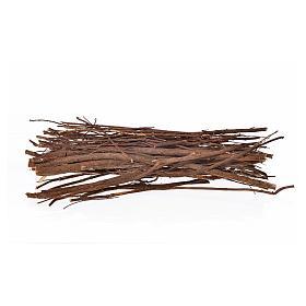 Muschio, licheni, piante, pavimentazioni: Fascio legnetti erica 50 gr