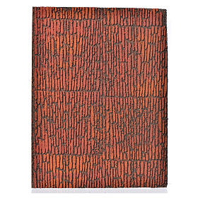 Accesorios para la casa: Panel de corcho pared romana 36x23x1 cm.