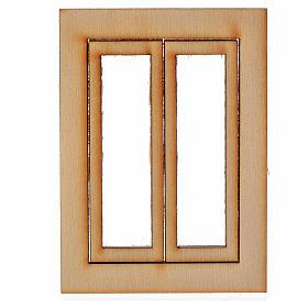 Marco madera belén 7,5x5 cm s1