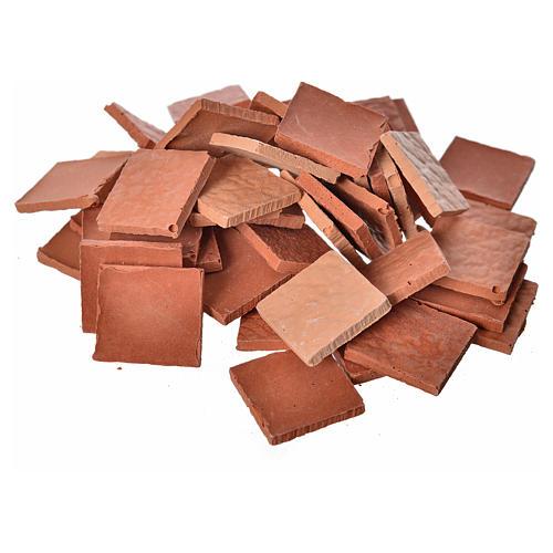 Piastrelle quadrate resina 15x15mm 50pz | vendita online su HOLYART
