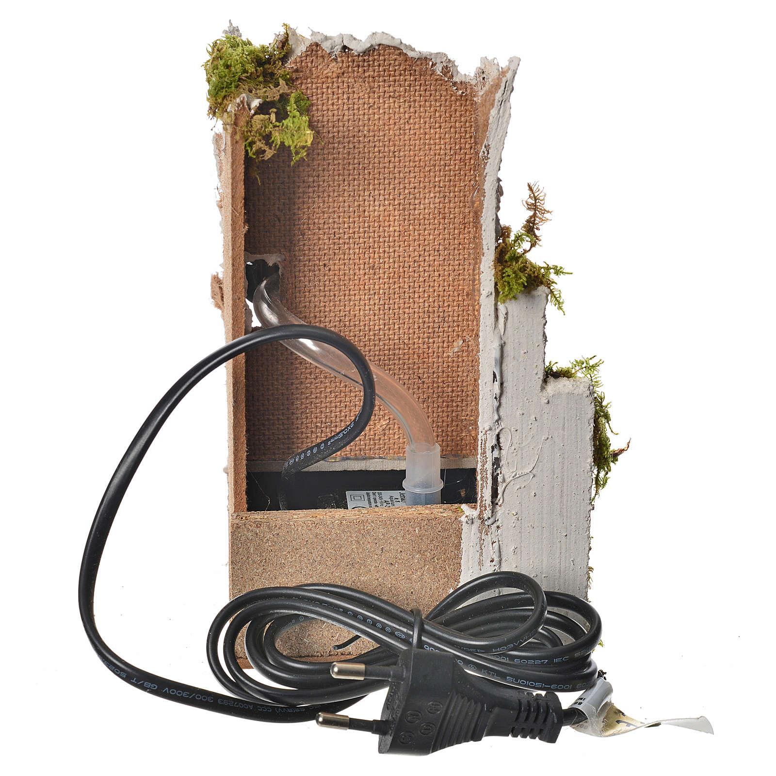 Nativity accessory, press with pump 15x10x15cm 4