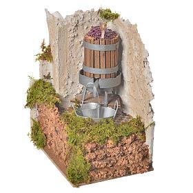 Torchio con pompa 15x10x15 cm s2