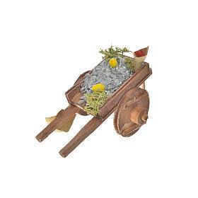 Carro napoletano pesce 5,5x7,5x5,5 cm s2