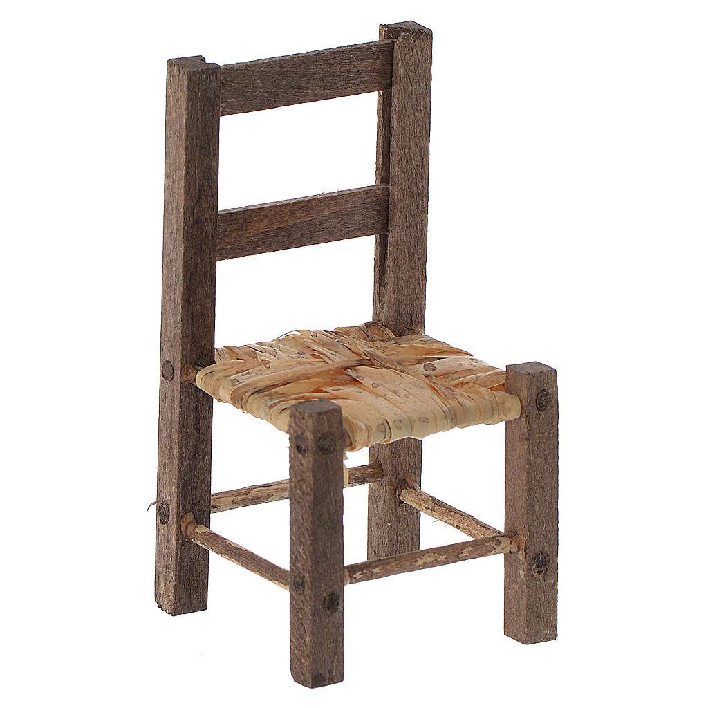 Innenarchitektur Stuhl Holz Referenz Von Krippe 5x2.5x2.5 Cm 4