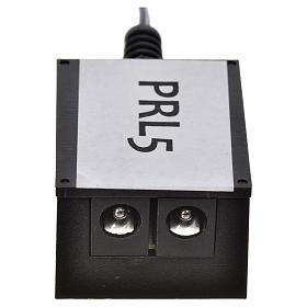 Rallonge double avec sorties parallèles 2,5mm s1