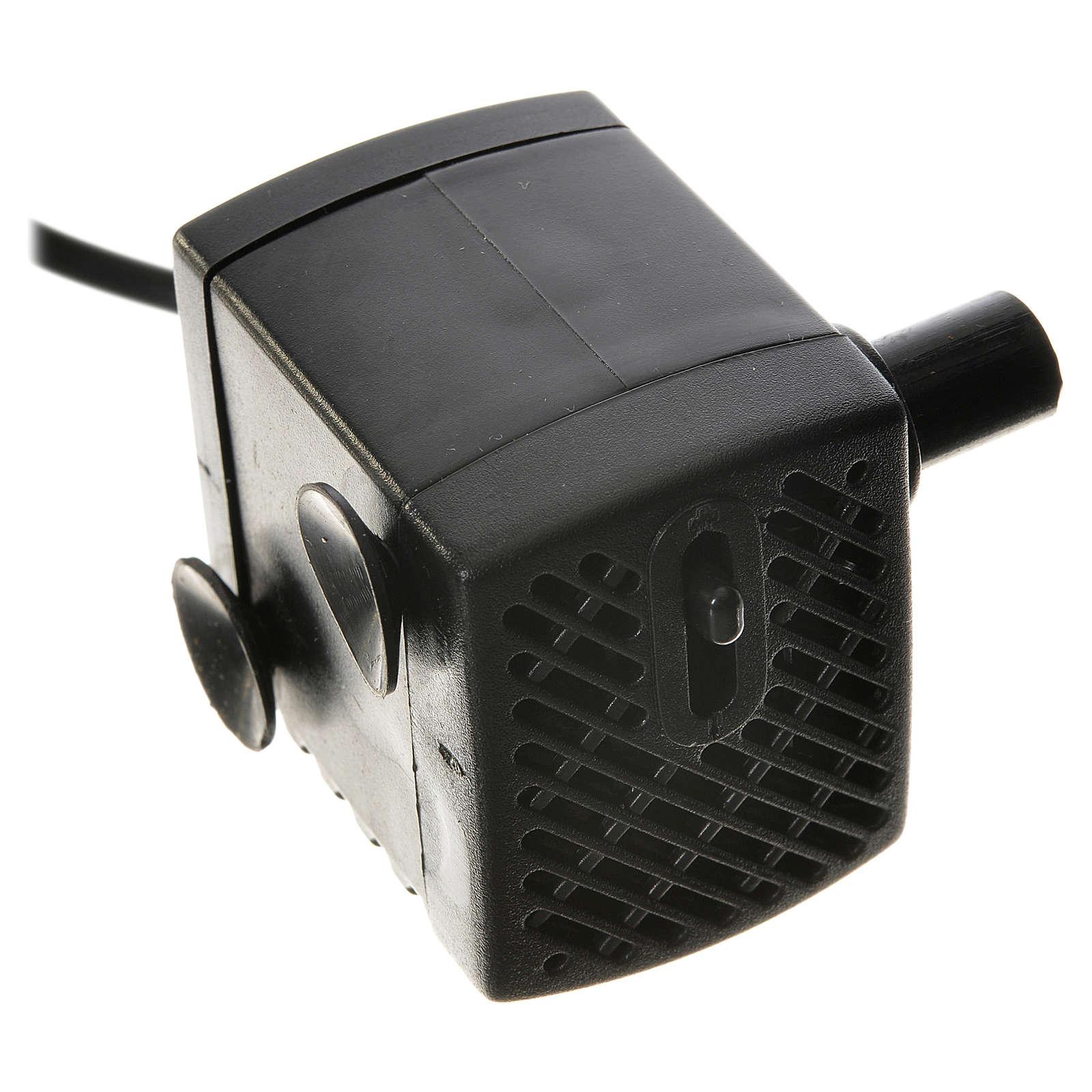 Pompa acqua presepe AP300LV 2W 4