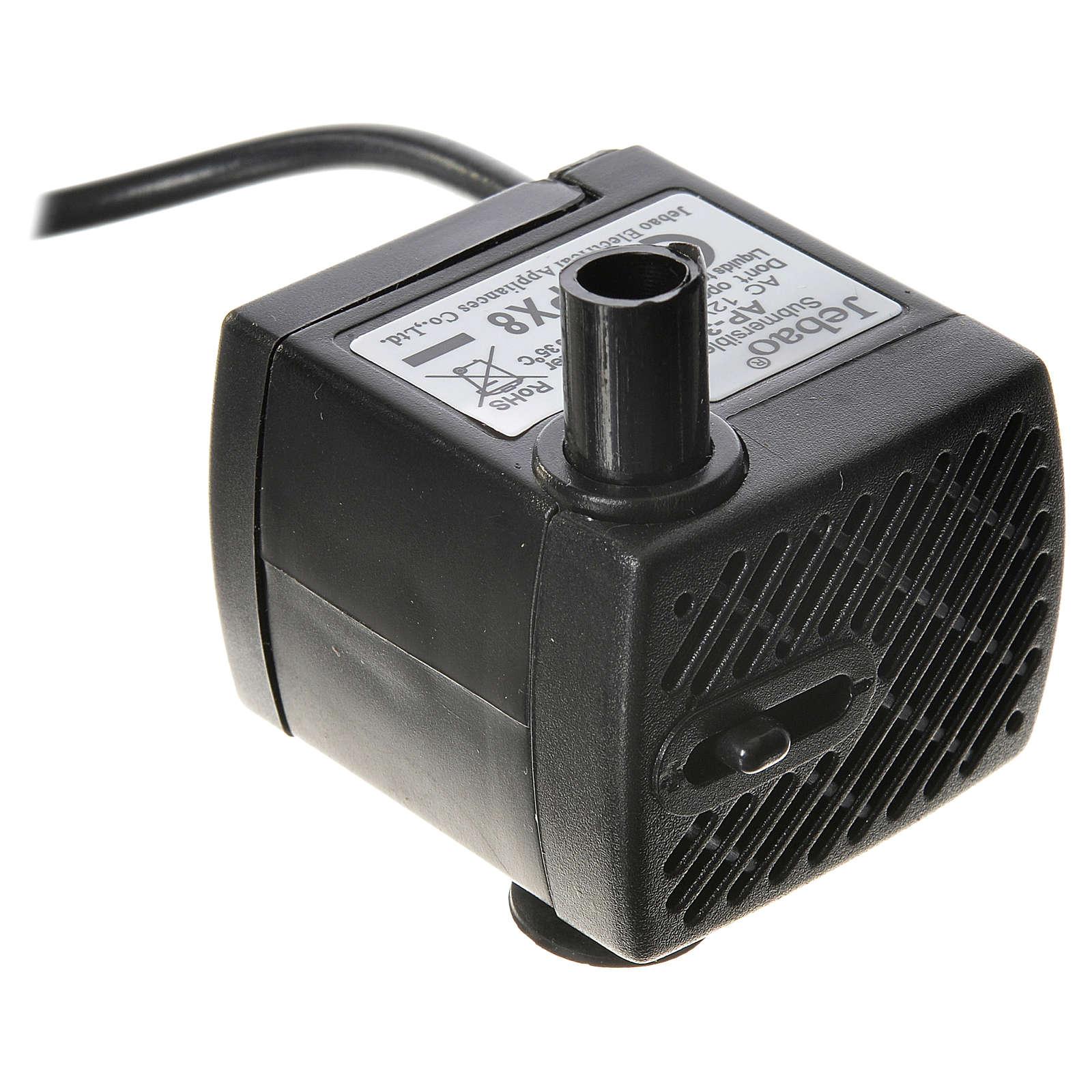 Water pump for nativities, model HK-200L 2W 4