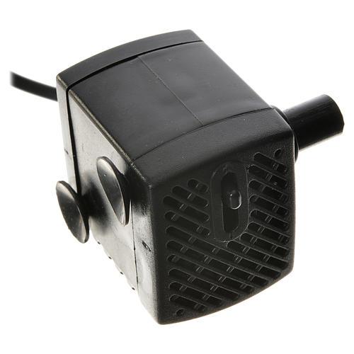 Water pump for nativities, model HK-200L 2W 2
