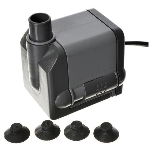 Bomba agua belén MICRA 400 litros/hora 6W 4