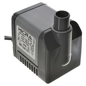 Pompa acqua presepe MICRA 400 litri/ora 6W s1
