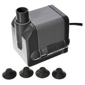 Pompa acqua presepe MICRA 400 litri/ora 6W s4