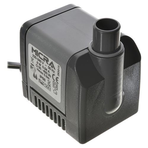 Pompa acqua presepe MICRA 400 litri/ora 6W 1