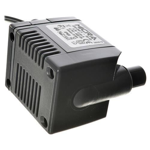 Pompa acqua presepe MICRA 400 litri/ora 6W 2