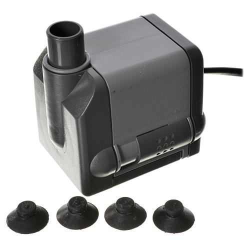 Water pump for nativities, MICRA 400 litres/hour 6W 4