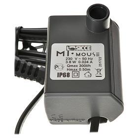Pompa wodna szopka MIMOUSE 300l/h 3.8W s3