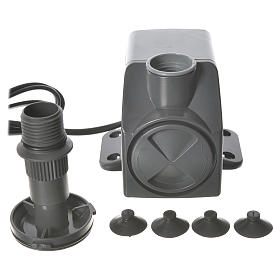 Water pump for nativities, IDRA 400-1300 litres/hour 25W s4