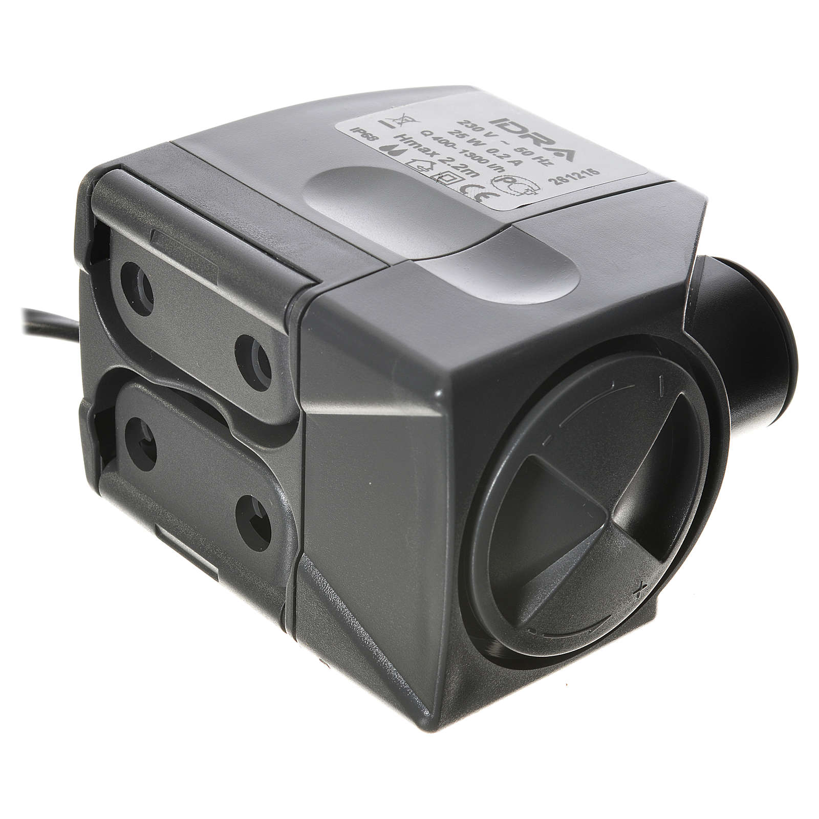 Bomba de Agua Belén 400-1300 litros/horas 25 w modelo IDRA 4
