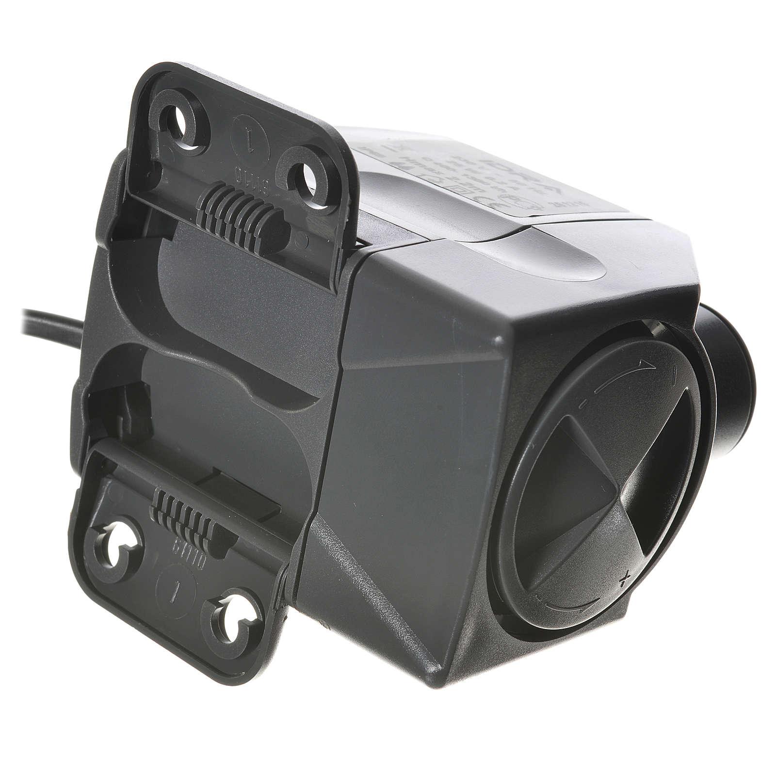 Pompe à eau crèche Idra réglable 400-1300l/h 25W 4