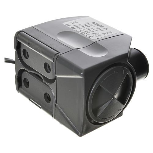 Pompe à eau crèche Idra réglable 400-1300l/h 25W 2