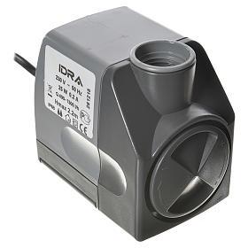 Pompa acqua presepe IDRA 400-1300 litri/ora 25w s1