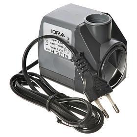 Pompa acqua presepe IDRA 400-1300 litri/ora 25w s6