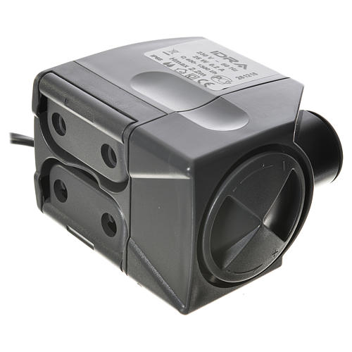Pompa acqua presepe IDRA 400-1300 litri/ora 25w 2