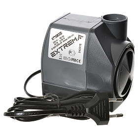 Water pump for nativities, EXTREMA 500-2500 litres/hour 35W s7