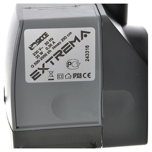 Pompe à eau crèche Extrema réglable 500-2500l/h 35W 5