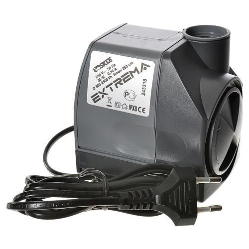 Pompe à eau crèche Extrema réglable 500-2500l/h 35W 7