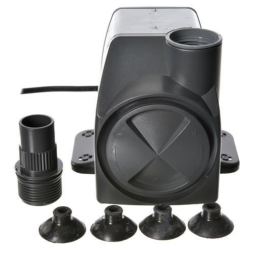 Water pump for nativities, EXTREMA 500- 2500 litres/hour 35W 4