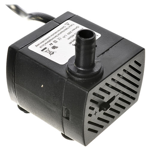 Pompe eau crèche 4W 280l/h 1