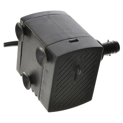 Pompe eau crèche 4W 280l/h 2