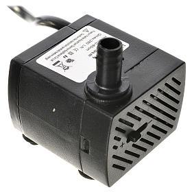 Pompa wodna szopka 4W 280l/h s1
