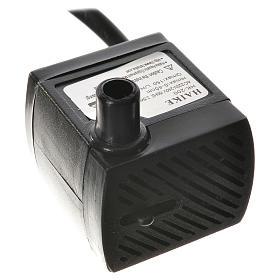 Bomba de agua y motores para movimientos: Bomba agua belén 2,5W 150 l/h