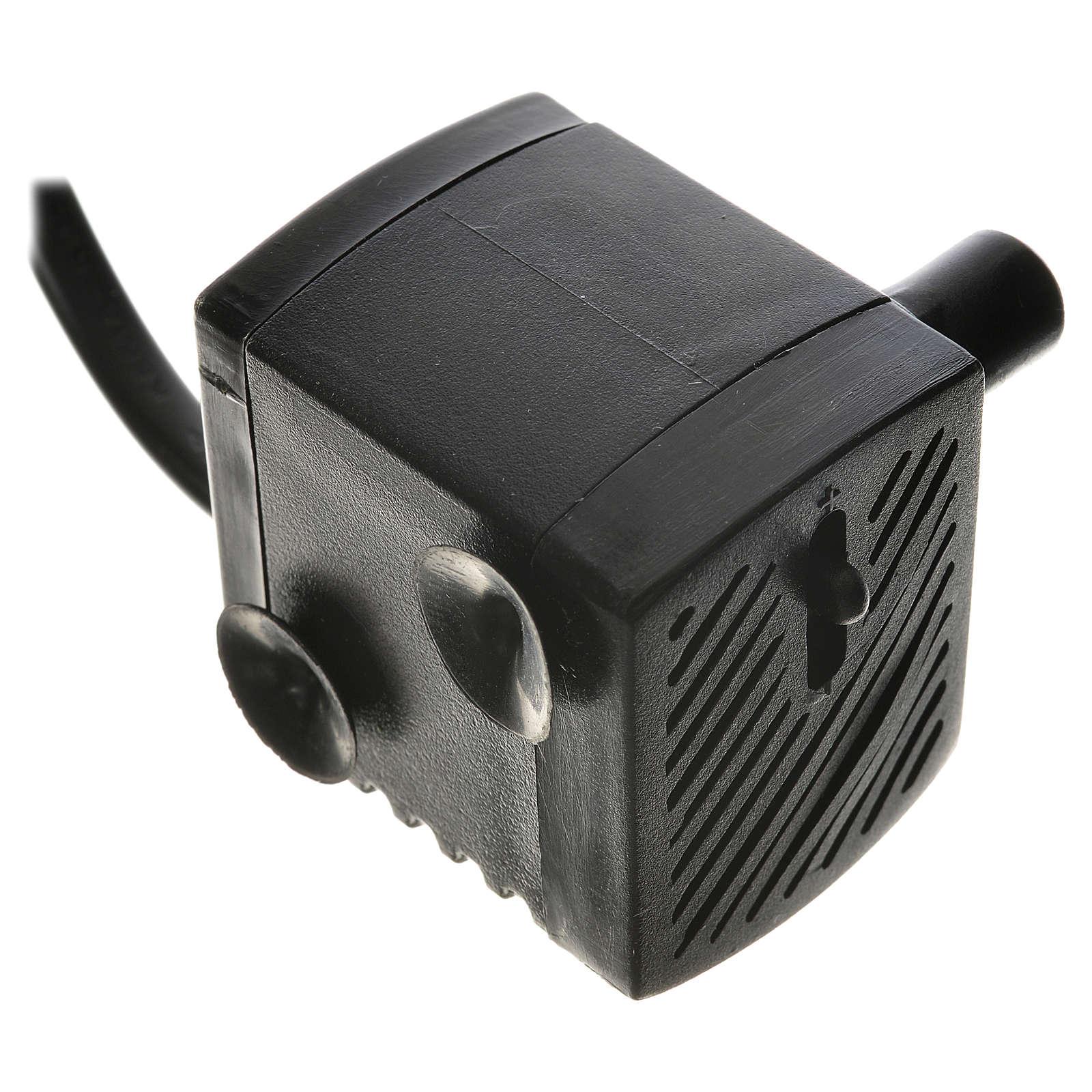 Pompa acqua presepe 2,5W 150 l/h 4