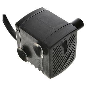 Pompa wodna szopka 2.5W 150l/h s2