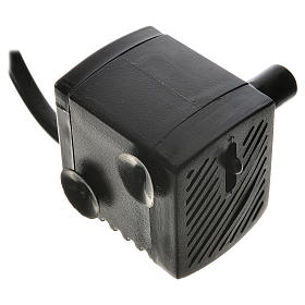 Water pump for nativities, 150 litres/hour 2.5W s2