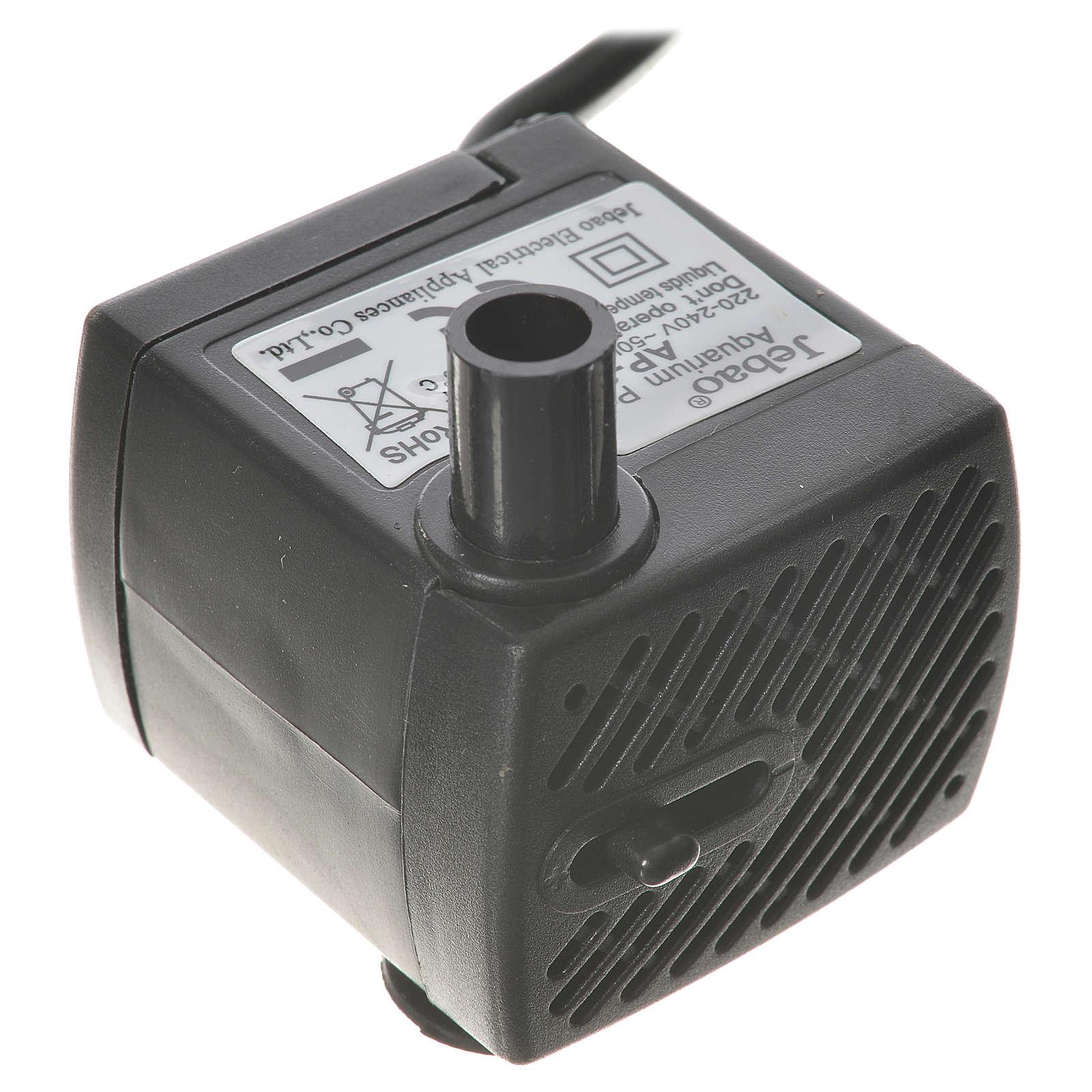 Pompa acqua presepe 2,5W AP300 4