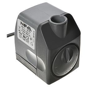 Bomba de agua y motores para movimientos: Bomba de Agua NOVA 200-800litros/hora 10W