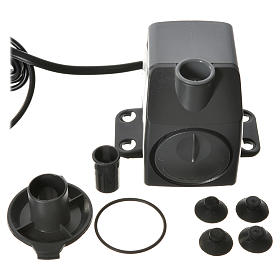 Bomba de Agua NOVA 200-800litros/hora 10W s5